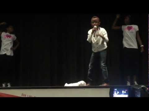 ETHAN'S TALENT SHOW @ OUR LADY OF TRUST SCHOOL (MARCH 2012)