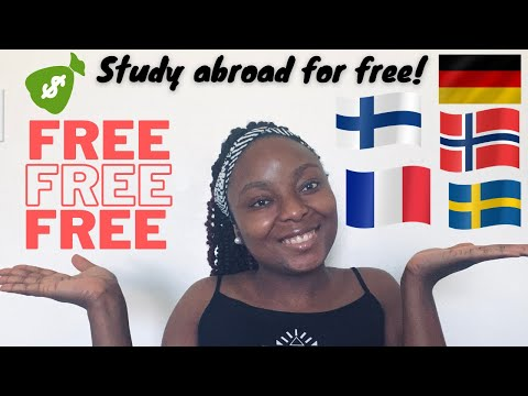 Best countries to study abroad for FREE 💸CHEAP & AFFORDABLE study abroad destinations 2020