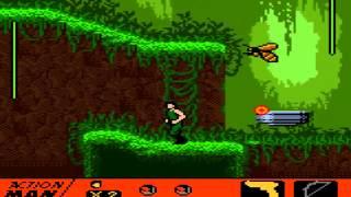 Action Man - Search For Base X | Game Boy Color | Un Action Man de los Chinos xD