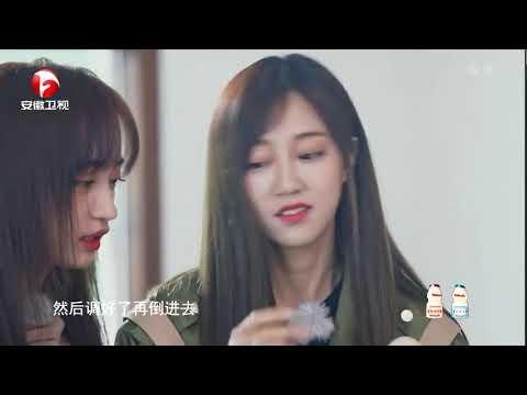 180520【蜜食记第三季】SNH48 Feng XinDuo EP02 - guest star Huang Tingting