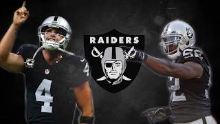 Oakland Raiders - 2017 NFL Season Hype