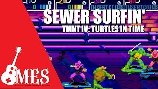 TMNT IV: Turtles In Time - Sewer Surfin - Mariachi Cover + Q&A…