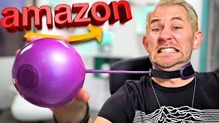 10 Strange Things On Amazon! thumbnail