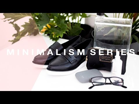 My Travel Essentials [Minimalism Series] // Rachel Aust