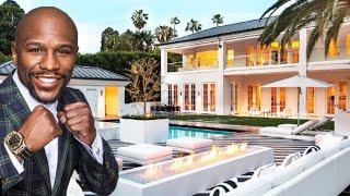 메이웨더의 27,600,000,000 원짜리 집