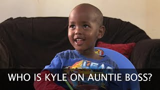 Who Is Mathew Mwangi a.k.a Kyle On Auntie Boss?