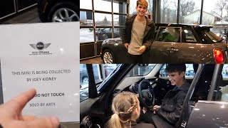 BUYING MY $350,000 DREAM CAR *emotional*