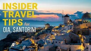 Insider Travel and Photo Tips for Oia, Santorini!