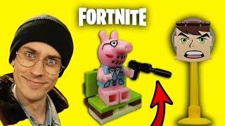 TANIE ZABAWKI Z CHIŃCZYKA 💩 Fortnite - LOL Surprise - Świnka Peppa - LEGO  - Ben 10 - Minecraft