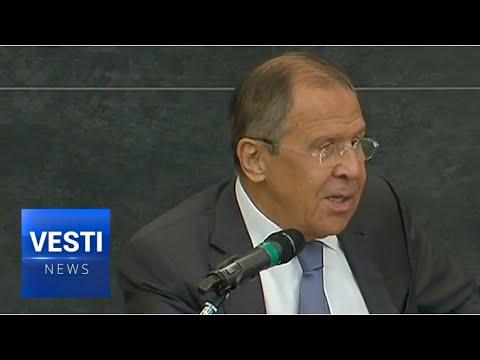 Jokes from Lavrov and Kissinger