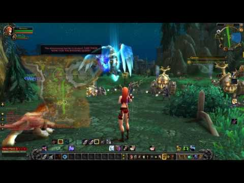 World Of Warcraft Quest Info: Transdimensional Warfare: Chapter III