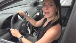 2012 Hyundai Accent Demonstration in West Palm Beach Florida