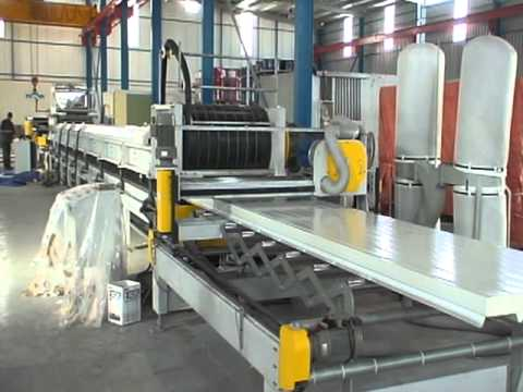 puf panel manufacturing process pdf