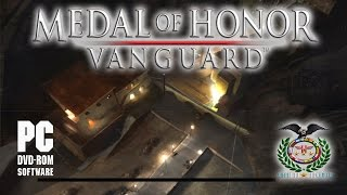 Medal of Honor Vanguard Longplay Español PCSX2 1.4.0 full HD 1080p Perfect mission 1 Operación Husky