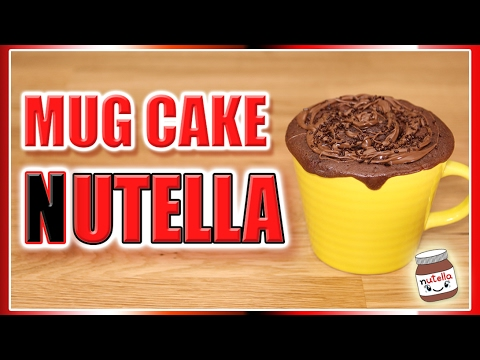 recette-mugcake-nutella---carl-is-cooking