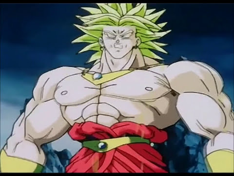 DBZ Music Video: Goku vs Broly -