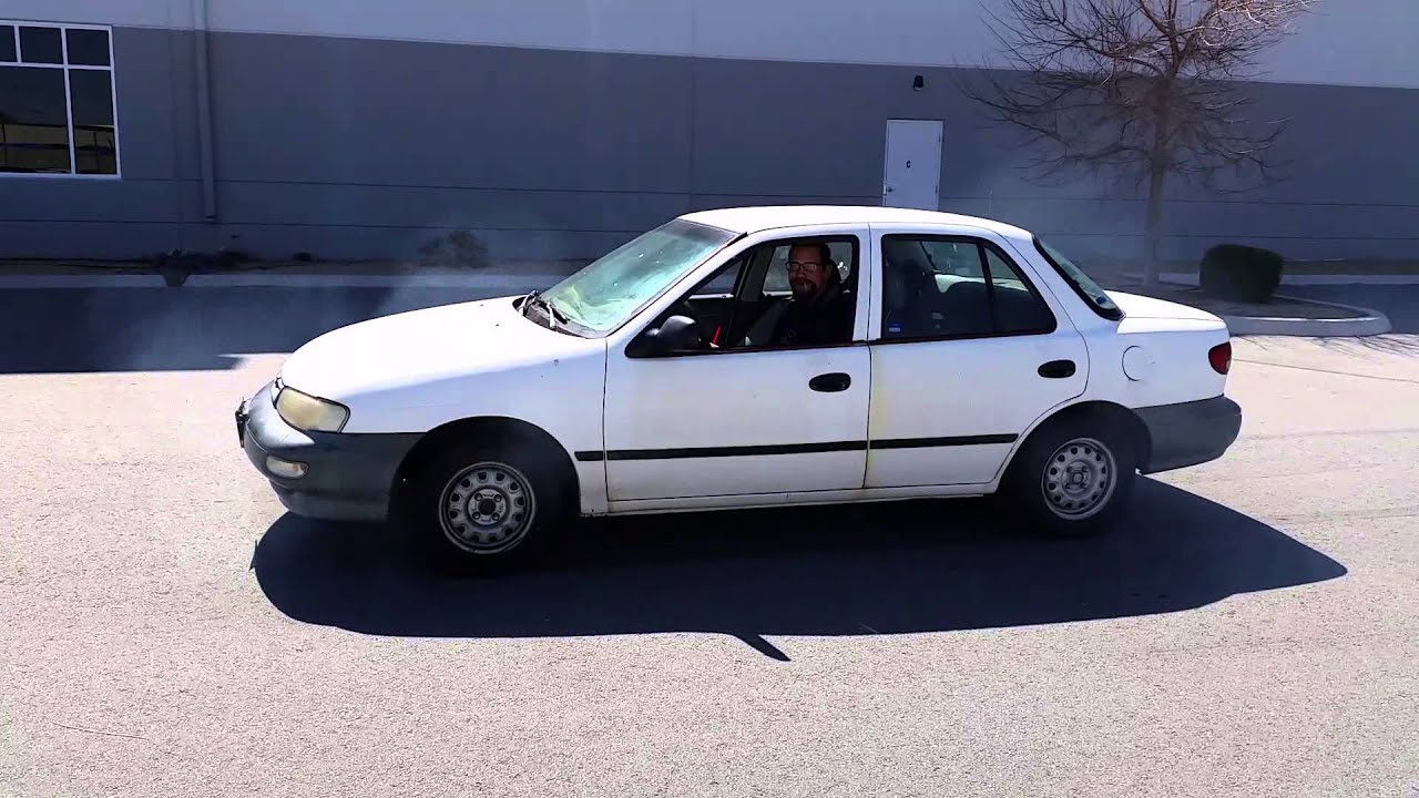 95 kia sephia abused youtube for Garage kia 95