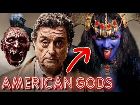 American Gods Revealed Pt2: The Mythology of Season 2