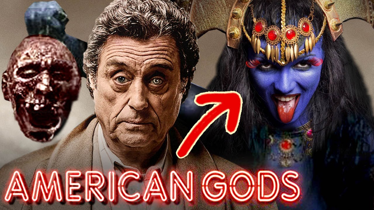 American Gods Revealed Pt2: The Mythology of Season 2 #1