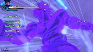 Dragon Ball: XV2 - Raid Quest - Damn Broly!
