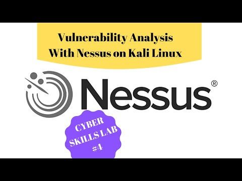 Getting Started with Nessus Vulnerability Scanner on Kali
