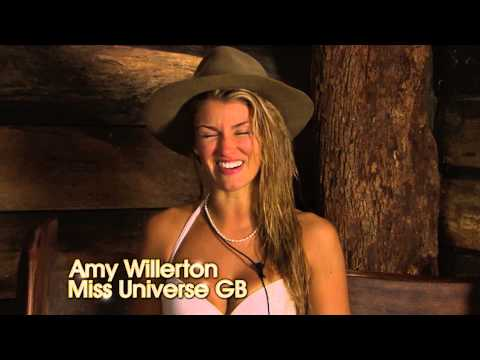 Amy's Return To Camp | I'm A Celebrity Get Me Out Of Here!
