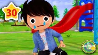 Keep Trying! (Jacus Tries Monkey Bars)   Kids Songs   Little Baby Bum   Moonbug After School