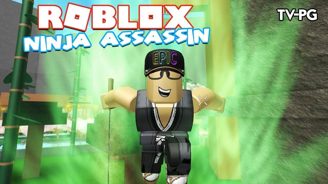 how to be ninja assassin