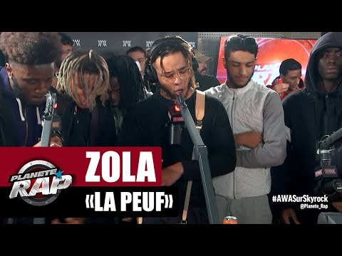 "[Exclu] Zola ""La Peuf"" #PlanèteRap"