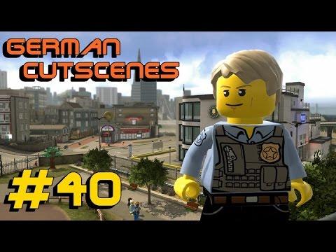 Lego City Undercover Cutscene 40 Zum Geburtstag Viel Arger