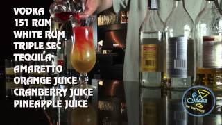 How to make a Wiki Waki Woo | Tequila Recipe | Rum Recipe