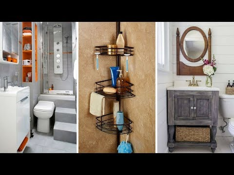 10 cool small bathroom design ideas