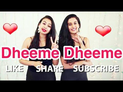dheeme-dheeme- -tony-kakkar- -neha-sharma- dance-cover