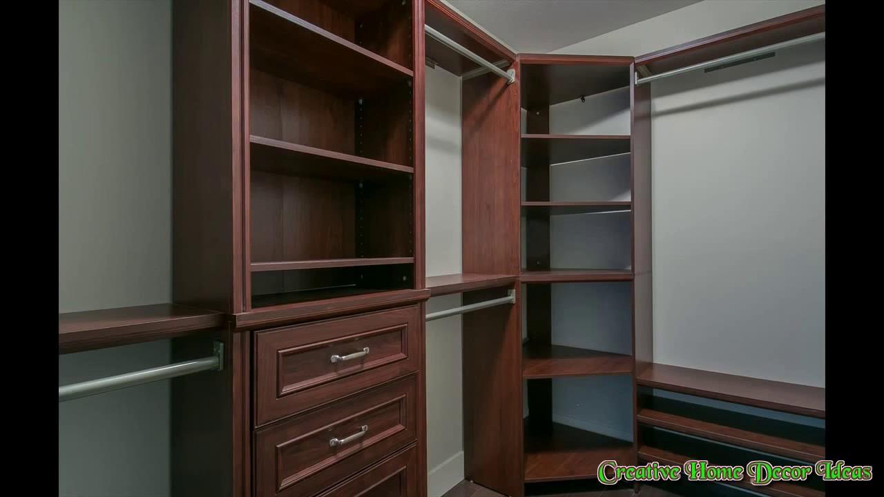 Closet Organizer Corner