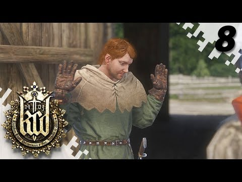 KINGDOM COME: DELIVERANCE - Ginger... - EP08 (Gameplay)