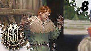 KINGDOM COME: DELIVERANCE - Ginger... - EP08 (Gameplay)