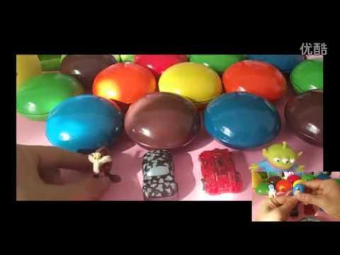 送惊喜蛋!亲子玩具 健达奇趣蛋 出奇蛋 米老鼠 唐老鸭 冰雪奇缘安娜公主