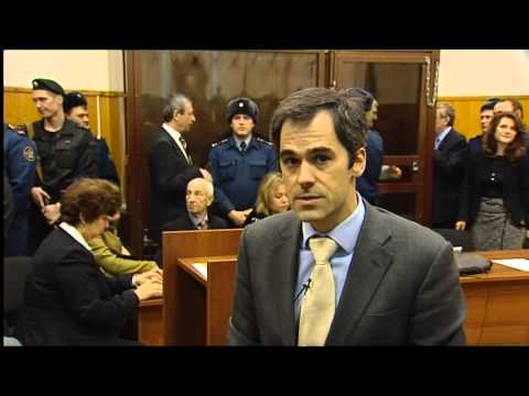 Mikhail Khodorkovsky verdict 27th December 2010