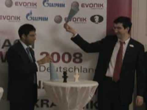 The Battle of Bonn - World Chess Championship 2008