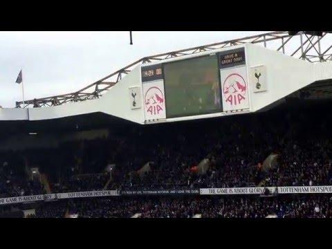 Tottenham opening music