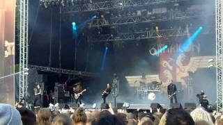 Satyricon - Die by My Hand - LIVE