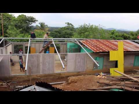 Church Building Progress | Costar Rica Mission Trip
