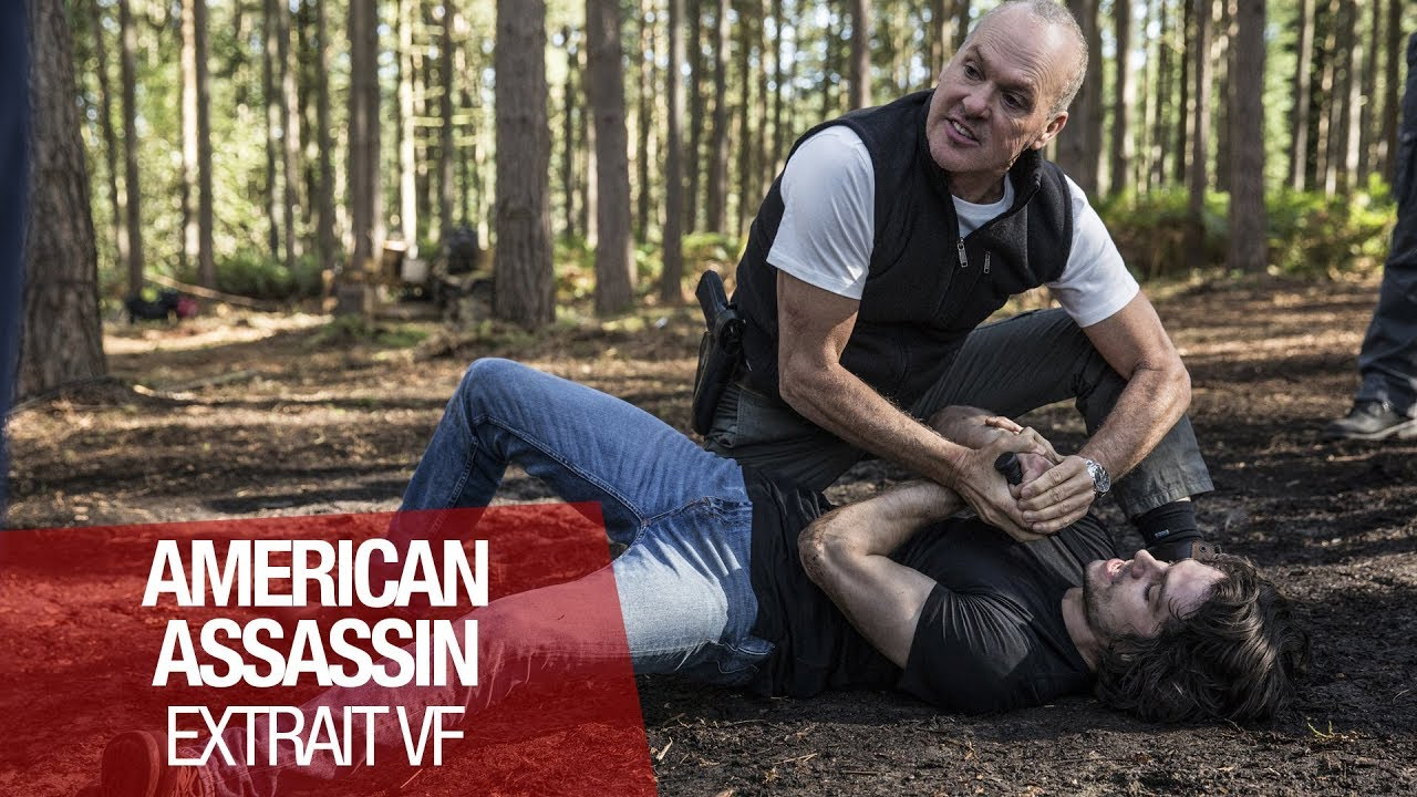 """AMERICAN ASSASIN - Extrait 1 """"No One Is Coming Back"""" - VF"""