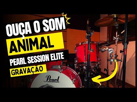 Gravação De Bateria - Jonathas Alves (DrumCam)
