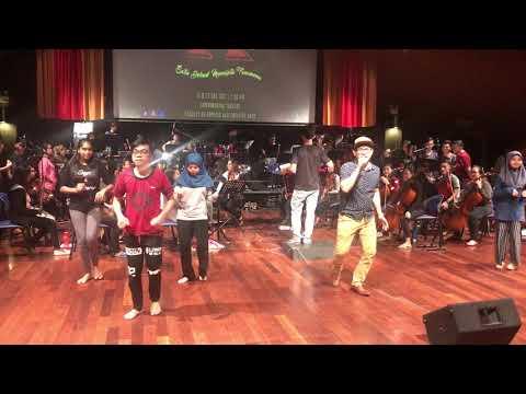 Milih Menantu Indai live - Alexander Peter Chelum
