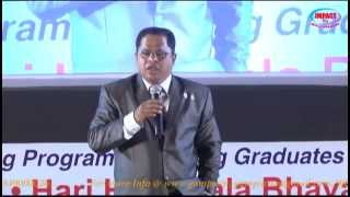 Venu Gopal Laxmipuram motivational speech (telugu)