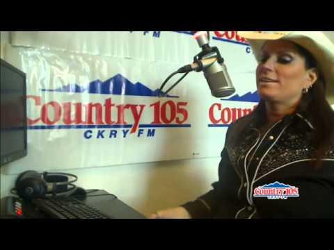 Terri Clark Live at the Country 105 Studios