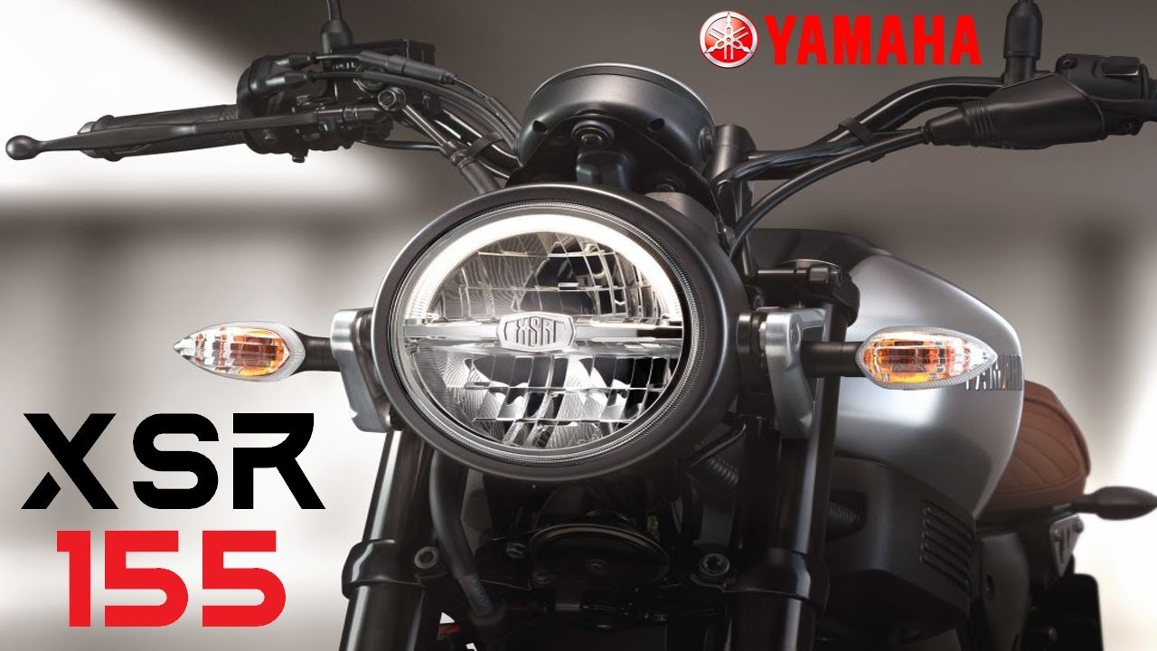 Yamaha XSR 155 - The all new Cafe Racer || Quick Update || Explorers