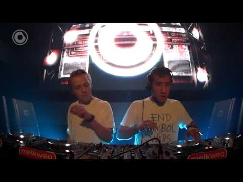 Florian Picasso B2B BLINDERS - Live at Protocol X ADE 14.10.2015