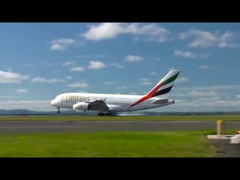 Emirates launches milestone Dubai-Auckland non-stop service | Emirates Airline